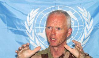 Führt die UN-Beobachtermission UNSMIS in Syrien: Der norwegische General Robert Mood. (Foto)