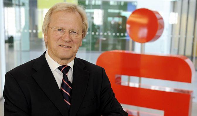 Führungswechsel an Spitze von Sparkassen-Dachverband (Foto)