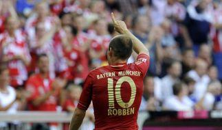Fünf Bayern-«Watschn» für HSV-Schlaffis (Foto)
