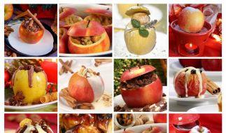 Für Bratäpfel am besten säuerliche Sorten nehmen (Foto)