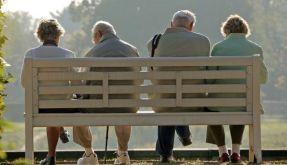 Für Deutschlands Rentner gibt es in diesem Jahr nicht mehr. (Foto)