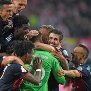 Bayern ballert Leipzig nach großer Schlacht raus (Foto)