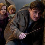 Für immer mit Harry Potter verbunden: Schauspieler Daniel Radcliffe (rechts).