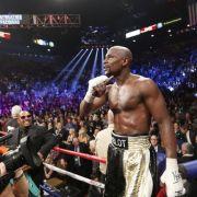 Boxen trifft MMA! Alle Infos zum Mega-Fight (Foto)