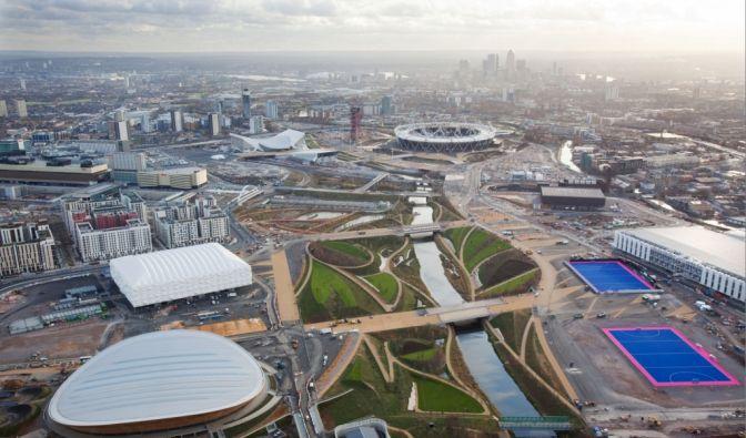 Für Olympia 2012 wurde Stratford im Herzen des East Ends komplett umgekrempelt. Auch nach den Spielen lohnt ein Besuch. (Foto)