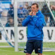 """Für Schalkes neuen Trainer Markus Weinzierl ist die Richtung gegen Kiel klar: """"Wir haben uns torhungrig und spielfreudig präsentiert. So kann es weitergehen."""" Doch ob das gelingen mag? (Foto)"""
