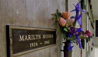 Für den ewigen Schlafplatz über Marilyn Monroe hat ein Japaner mehr geboten, als er hat. (Foto)