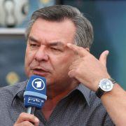 Für Sportmoderator Waldemar Hartmann gibt es keine Zukunft mehr in der ARD.
