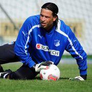 Fürs Erste nicht mehr dabei: Hoffenheims neuer Keeper Tim Wiese.