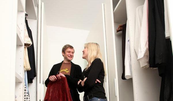 Fürs Treffen mit den Schwiegereltern leger kleiden (Foto)