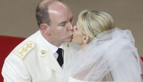 Fürst Albert und Fürstin Charlene (Foto)