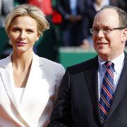 Fürstin Charlène von Monaco steht nicht gern in der Öffentlichkeit. (Foto)