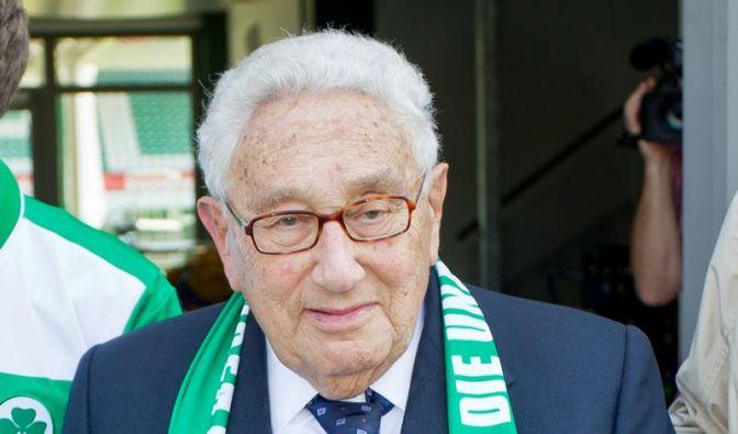 Fürth-Fan Kissinger will zu Bundesliga-Spiel kommen (Foto)
