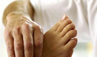 Füße im Fokus: Entspannen mit Reflexzonen-Massage (Foto)