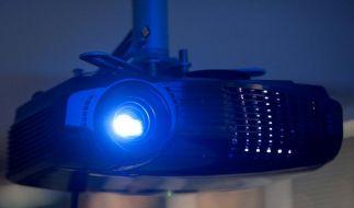 Full-HD oder HD-ready? Tipps für den Beamer-Kauf (Foto)