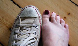 Fuß (Foto)