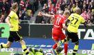 In Vorbereitung auf den Bundesliga-Start nächste Woche haben die Clubs an diesem Wochenende noch einige Testspiele vor sich gehabt. Dortmund enttäuschte mit einem mageren 1:1 gegen Fortuna Düsseldorf, Lautern unterlag Gladbach 1:3. Foto: dpa