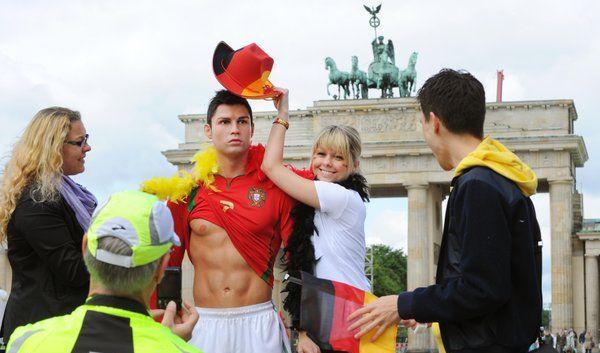 Fußball-EM 2012: Team Portugal (Foto)