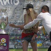 Fußball-EM 2012: Die Ukraine kämpft mit seinem Image als Bordell Europas.