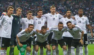 Fußball-EM 2012 im TV:So verpassen Sie keine Minute der DFB-Elf. (Foto)