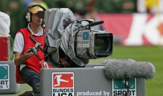 Fußball im TV (Foto)