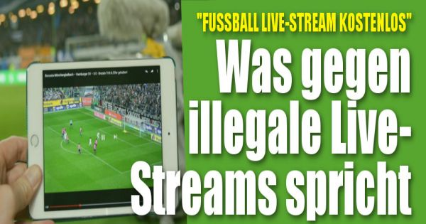 fussball live stream kostenlos deutsch