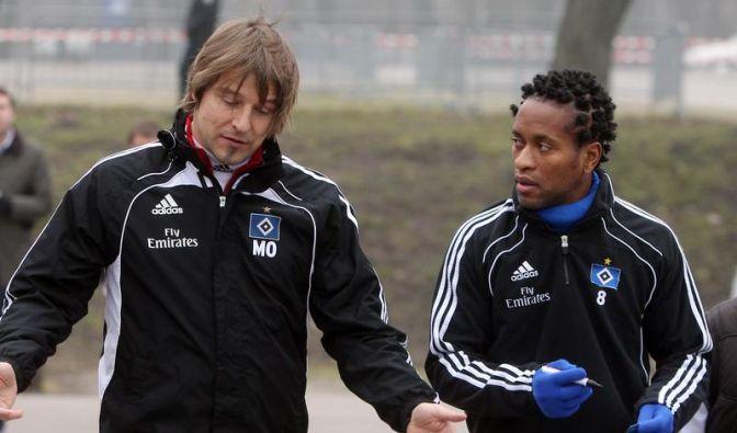 Fußball-Profi Zé Roberto verlässt Hamburger SV (Foto)