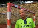 «Fußball ist das Tor zur Welt»: JVA-Psychologe Guido Rabanus. (Foto)