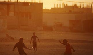 Fußball verbindet (Foto)