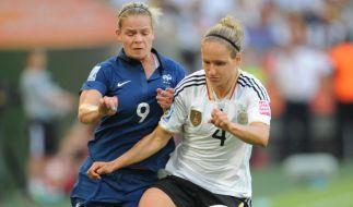 Fussball-WM: Frankreich - Deutschland (Foto)