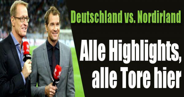 deutschland vs nordirland livestream