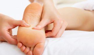 Fußmassage (Foto)