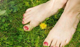 Fußpflege (Foto)