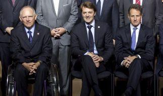 G20 erhöht den Druck: Banken sollen Liquidität erhalten (Foto)