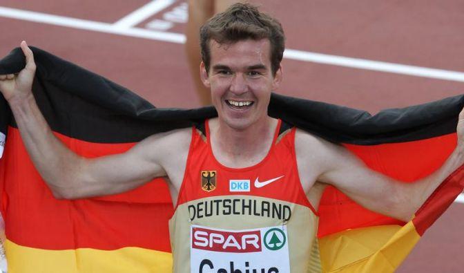 Gabius holt Silber - Behrenbruch auf Medaillenkurs (Foto)