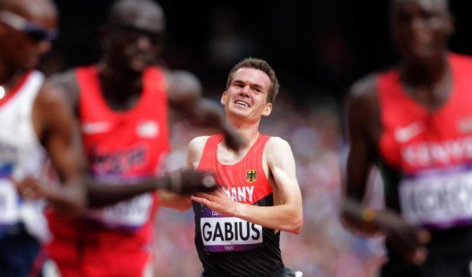 Gabius verpasst Endlauf über 5000 Meter (Foto)