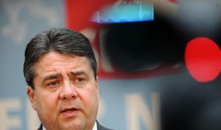 Gabriel: Steuerabkommen «Ohrfeige für Steuerzahler» (Foto)