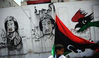 Gaddafi setzt Streumunition gegen Zivilisten ein (Foto)
