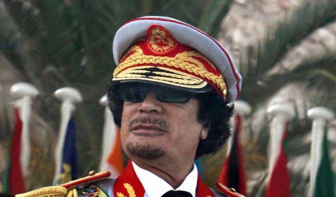 Gaddafi (Foto)