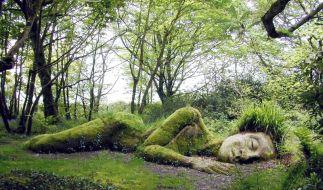 freizeit: englischen cottage-stil mit hecken und mauern gestalten, Garten Ideen