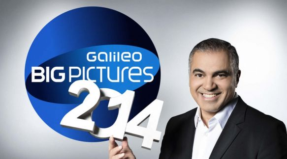 Galileo Big Pictures 2014 heute bei Pro7