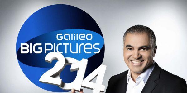 Galileo Big Pictures 2014 heute bei Pro7