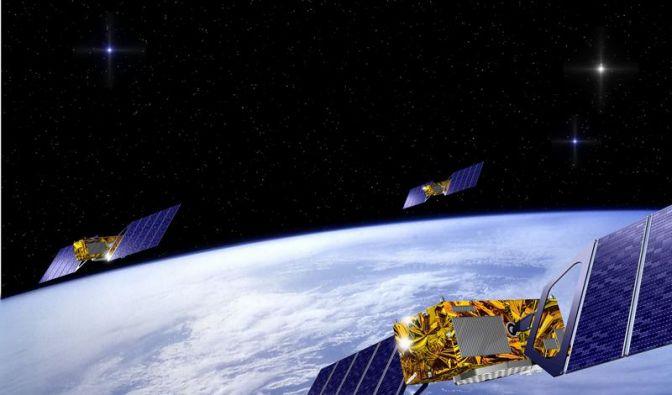 Galileo: EU-Sorgenkind geht an den Start (Foto)