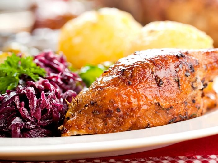 Deutsche Küche neu entdeckt: Rezept für den Weihnachtsklassiker  news.de