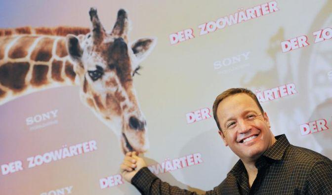 Ganz schön affig: «Der Zoowärter» (Foto)