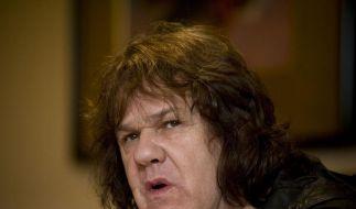 Gary Moore starb wohl eines natürlichen Todes (Foto)