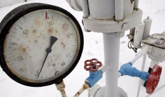 Gas-Streit (Foto)