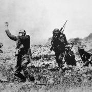 Giftgas im Krieg! So schrecklich ist der unsichtbare Feind (Foto)