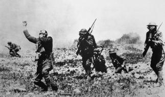 Gasangriffe mit Phosgen, Senfgas oder Chlorgas waren im 1. Weltkrieg keine Seltenheit. (Foto)
