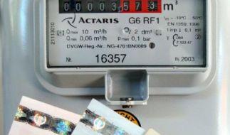 Gaspreise (Foto)